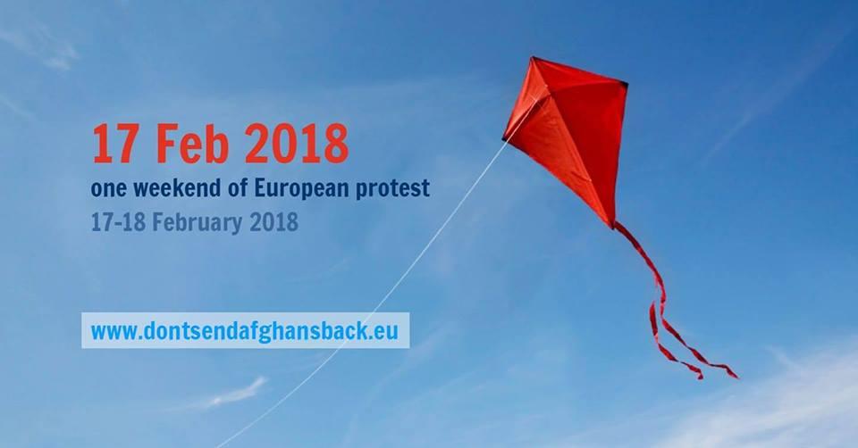 Demonstration: Don`t send Afghans back